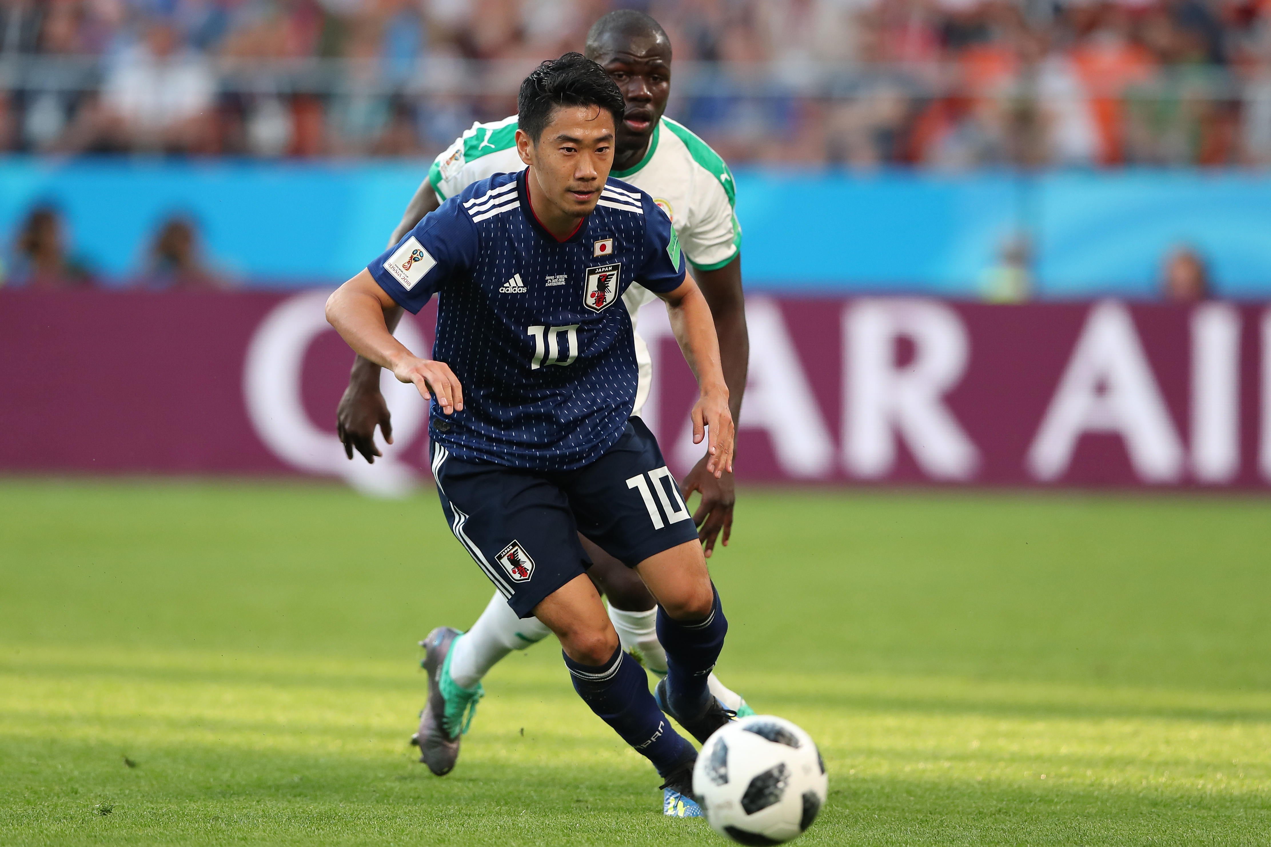 足の速さとサッカーに求められる速さは違う! 香川真司が上手いと言われる3つの理由