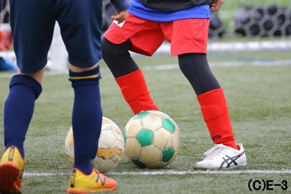 育成で大事なのはサッカーを「教える」「鍛える」のではなく、子どもが「サッカーを表現」できるようにすること
