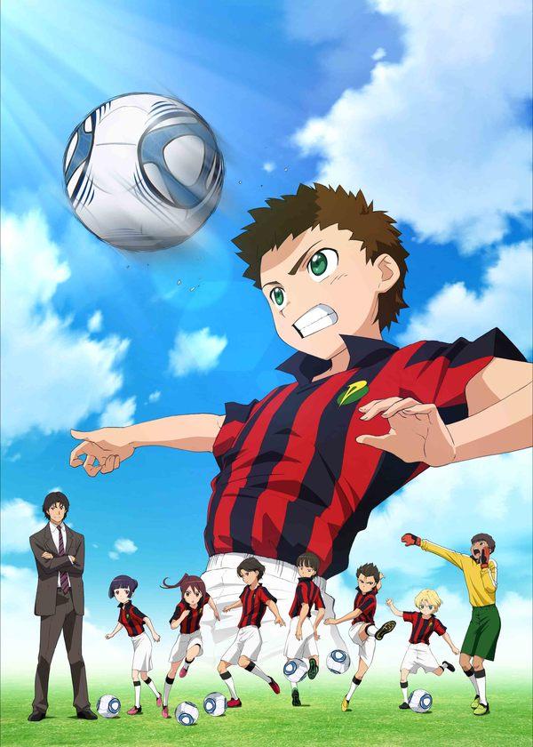 親子で見てほしい!少年サッカーアニメ「銀河へキックオフ!!」 サカイク