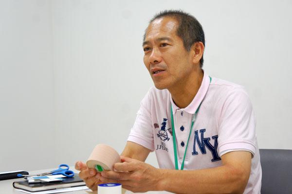 野田哲由先生