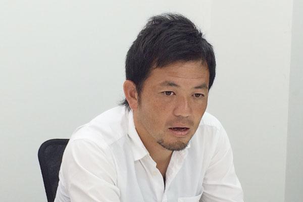 興国高校サッカー部 内野監督
