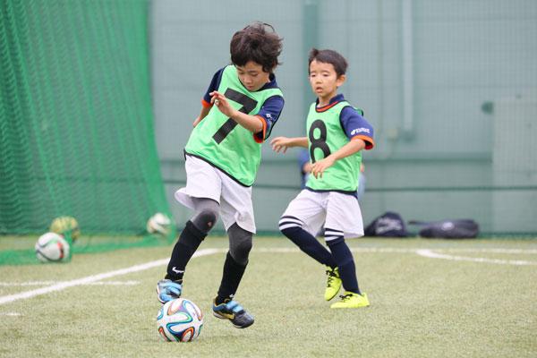 ラダートレーニング サッカー