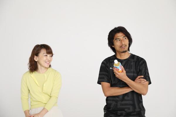 オレンジ ジュース トレ 筋