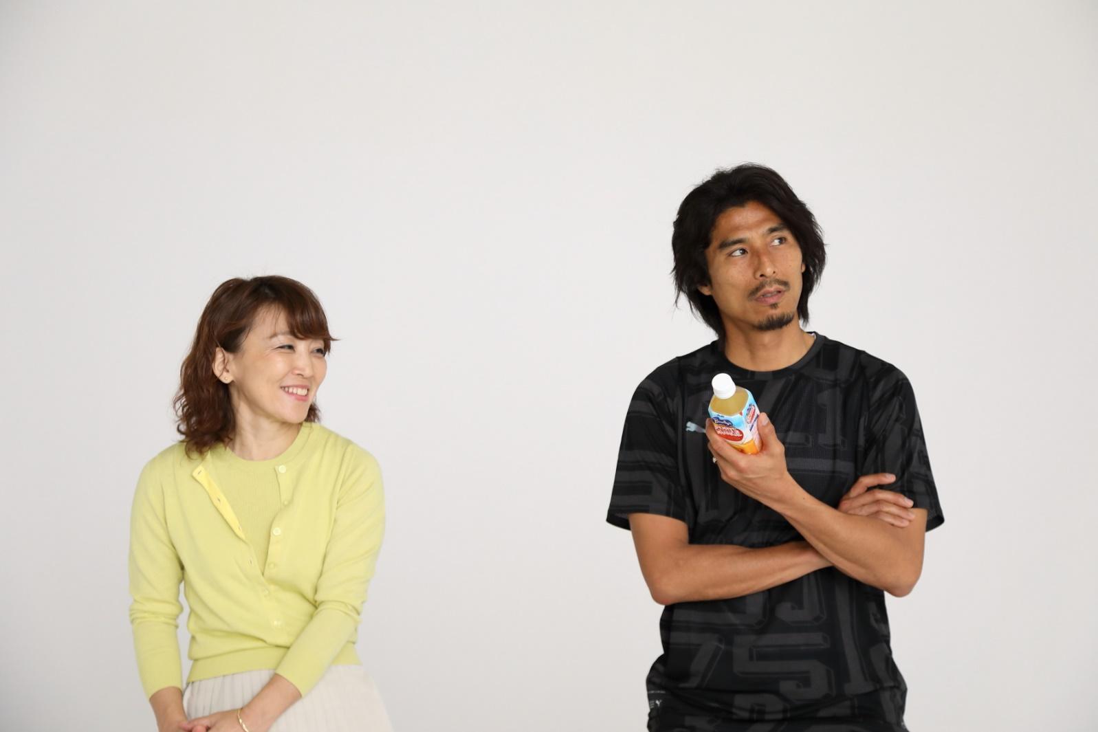 中澤佑二も実践していた栄養補給法。オレンジジュースが運動時に最適な理由
