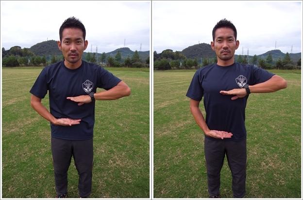 運動神経を高める① 身体を大きく・速く動かす基礎トレーニング