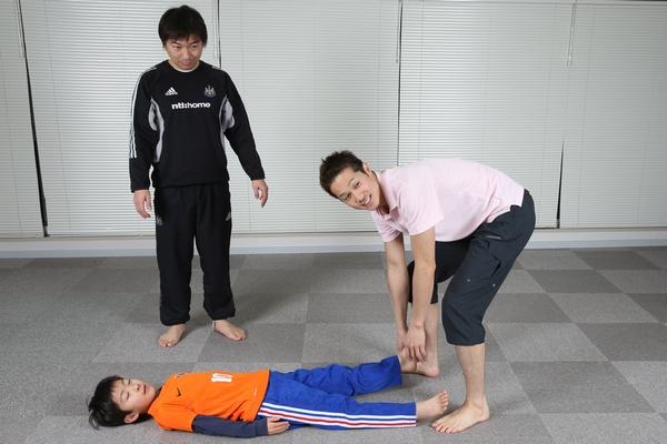 杉本親子と川合先生
