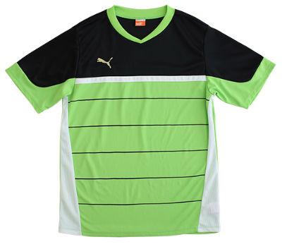 Puma ジュニアプラクティスシャツ