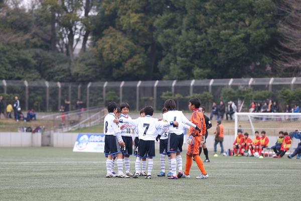 横浜F・マリノスプライマリー円陣