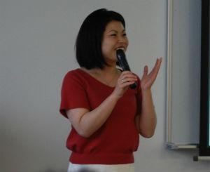 椎名純代さん