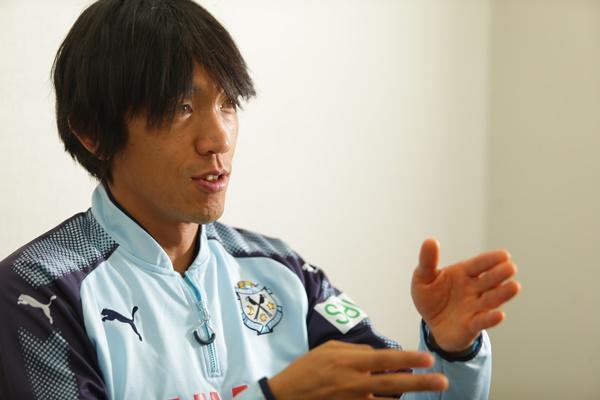 「まだ上手くなりたい」プロ23年目、中村俊輔を支えるモチベーションはどこから来るのか/インタビュー前編