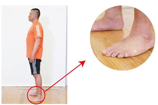 足の速さは姿勢で決まる!足が速くなる姿勢をつくる3ポイント