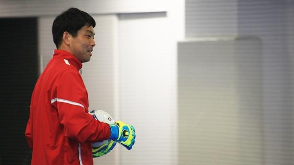武田幸生コーチ