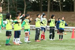 【12/26~28】日テレ・ベレーザ×サカイク ガールズサッカーキャンプ