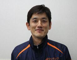 高峯弘樹コーチ