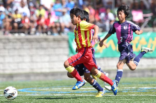 U-12ジュニアサッカーワールドチャレンジ2013
