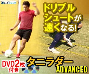 タニラダー サッカー用ラダートレーニング