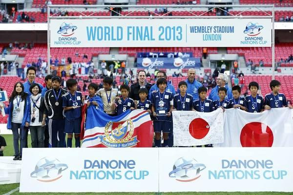 ダノンネーションズカップ2013年世界大会