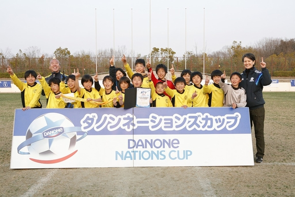 元石川サッカークラブ