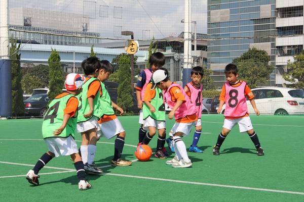 シンキングサッカースクール