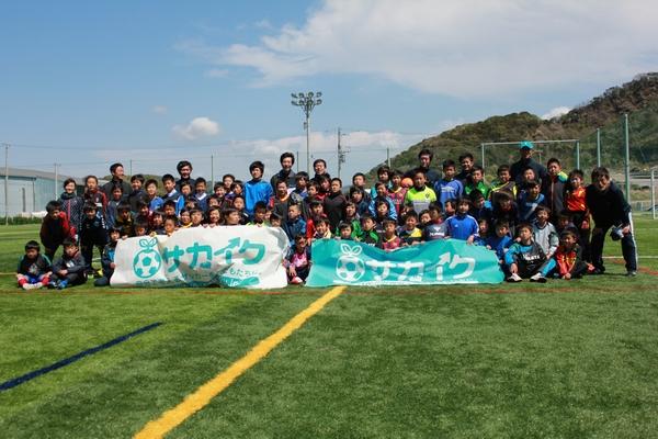 サカイク2014春キャンプ