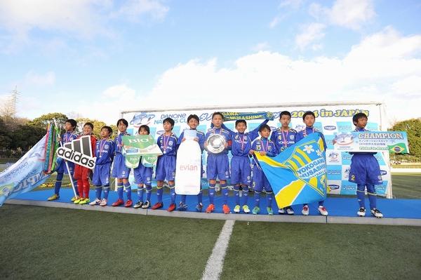 横河武蔵野フットボールクラブジュニア