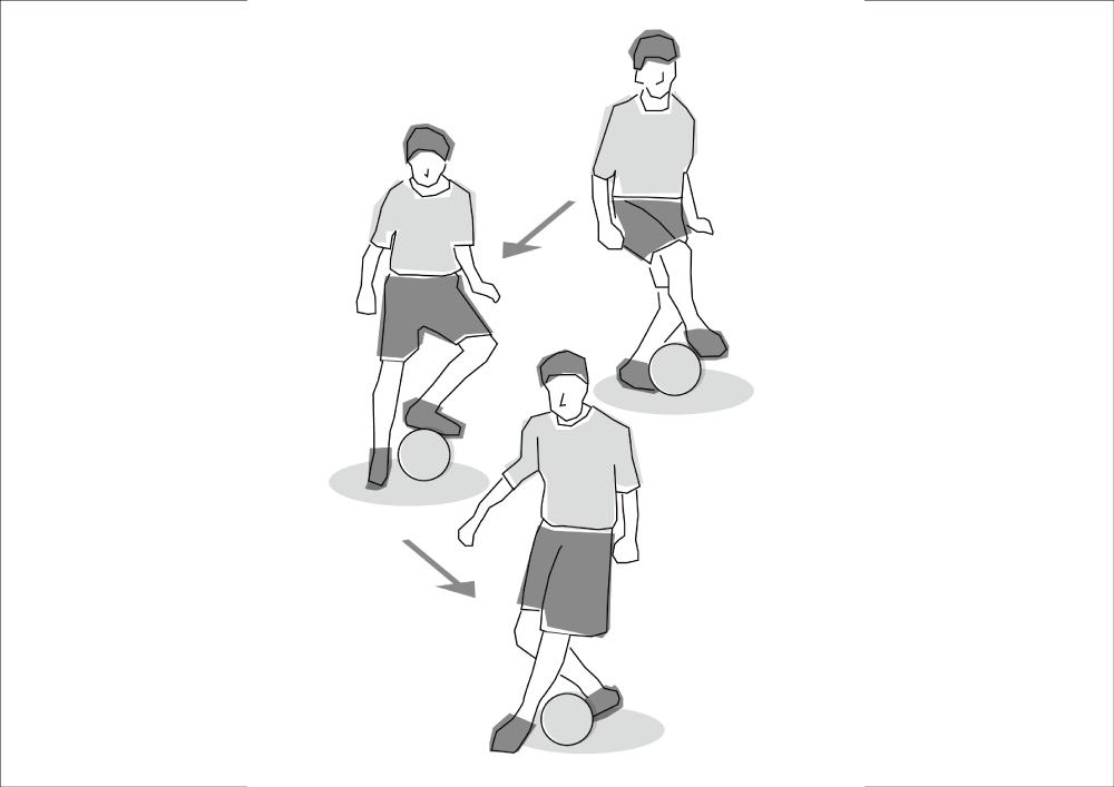 【必見】相手をスイスイ抜くアザールのドリブルができるようになるトレーニング方法
